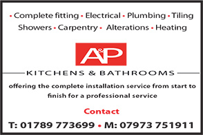 AP Kitchens & Bathrooms