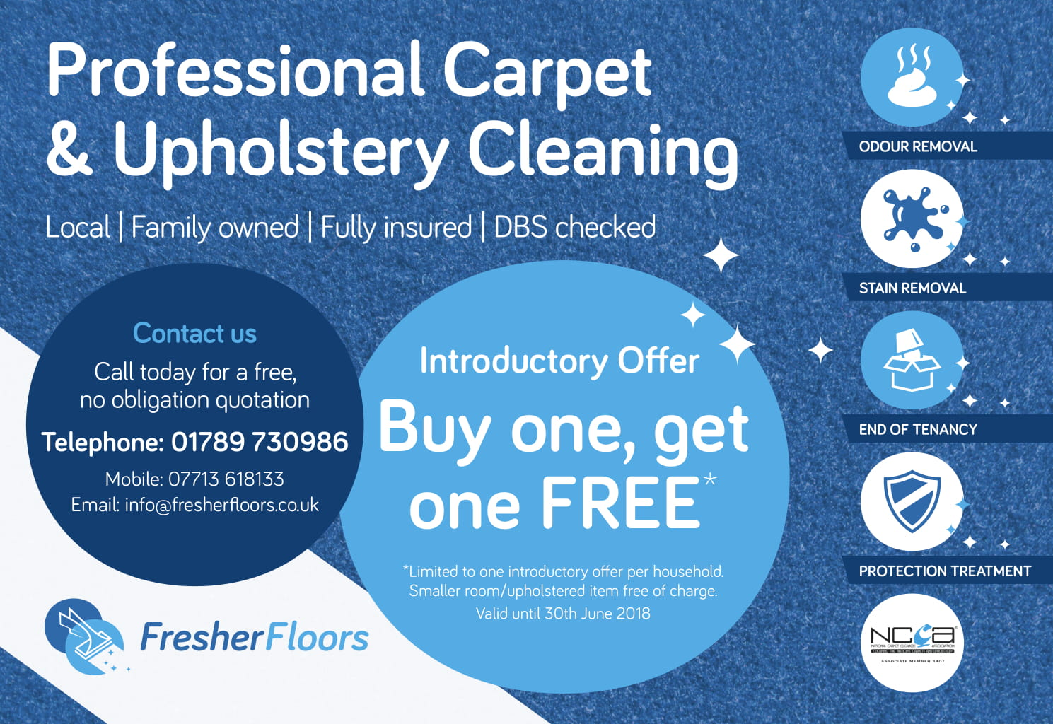 The Arrow Advertiser Carpet Cleaning In Stratford Upon