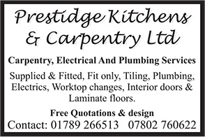 Prestidge Kitchens & Carpentry Ltd