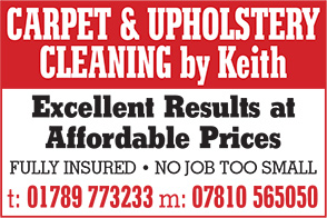 Carpet Cleaning by Keith