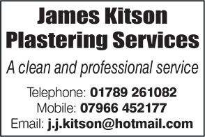 James Kitson Plastering Services