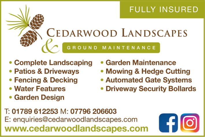 cedarwood landscapes