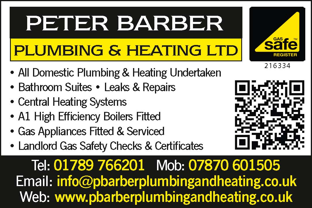 The Arrow Advertiser Plumber in Stratford upon Avon, Alcester and ...
