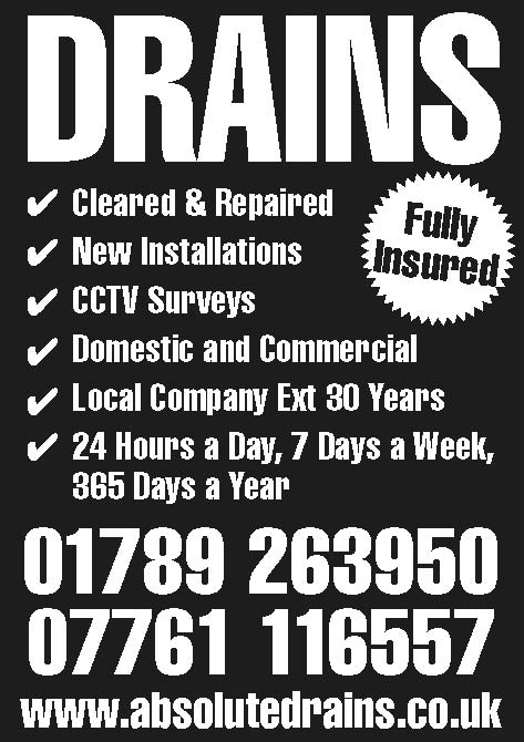 absolute drains - stratford upon avon