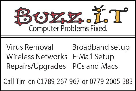 buzz i.t stratford upon avon
