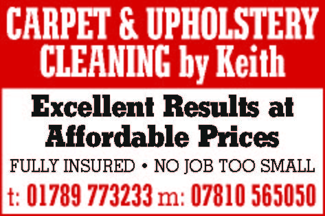 carpet cleaning stratford upon avon