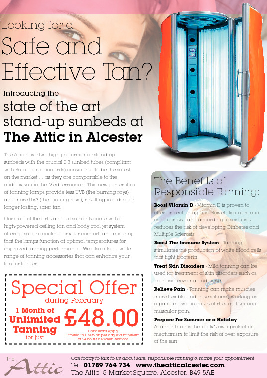the attic editorial - alcester