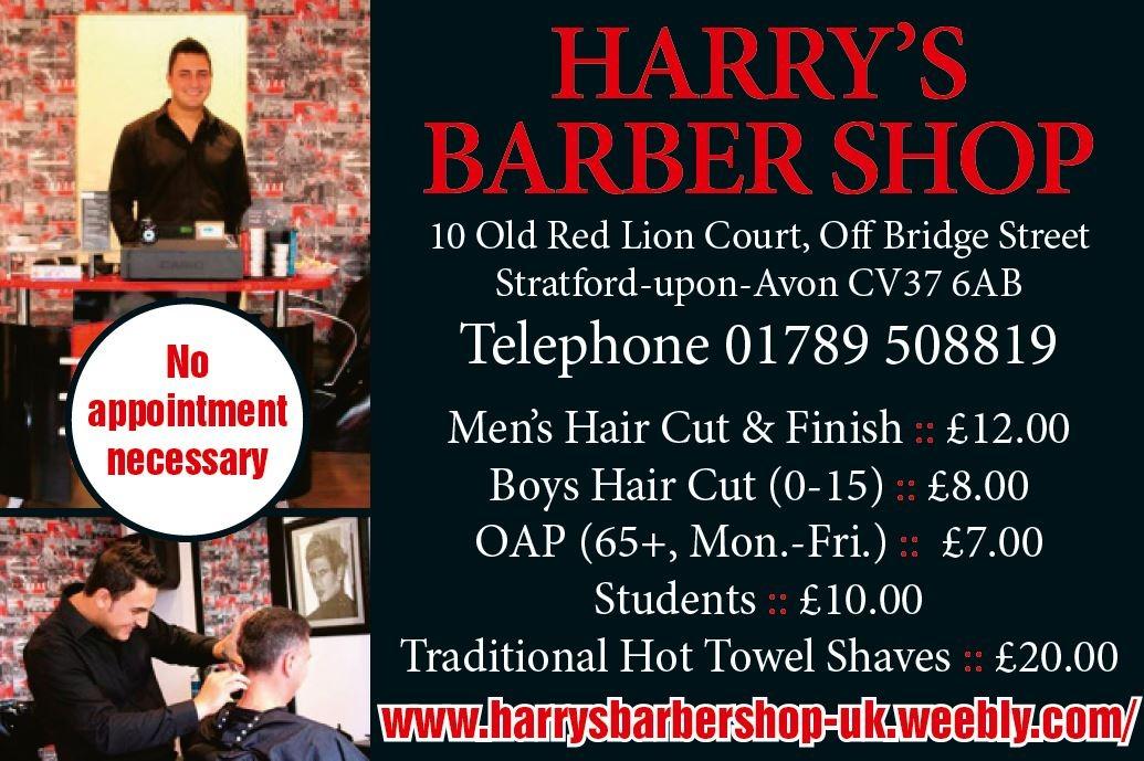 harry barber shop