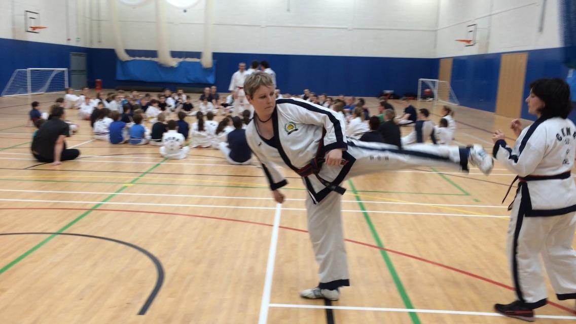 Ckma karate (Tang Soo Do)