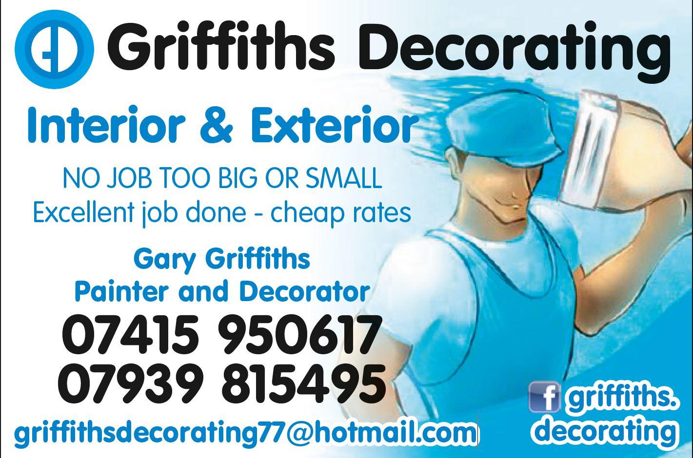 Griffi ths Decorating