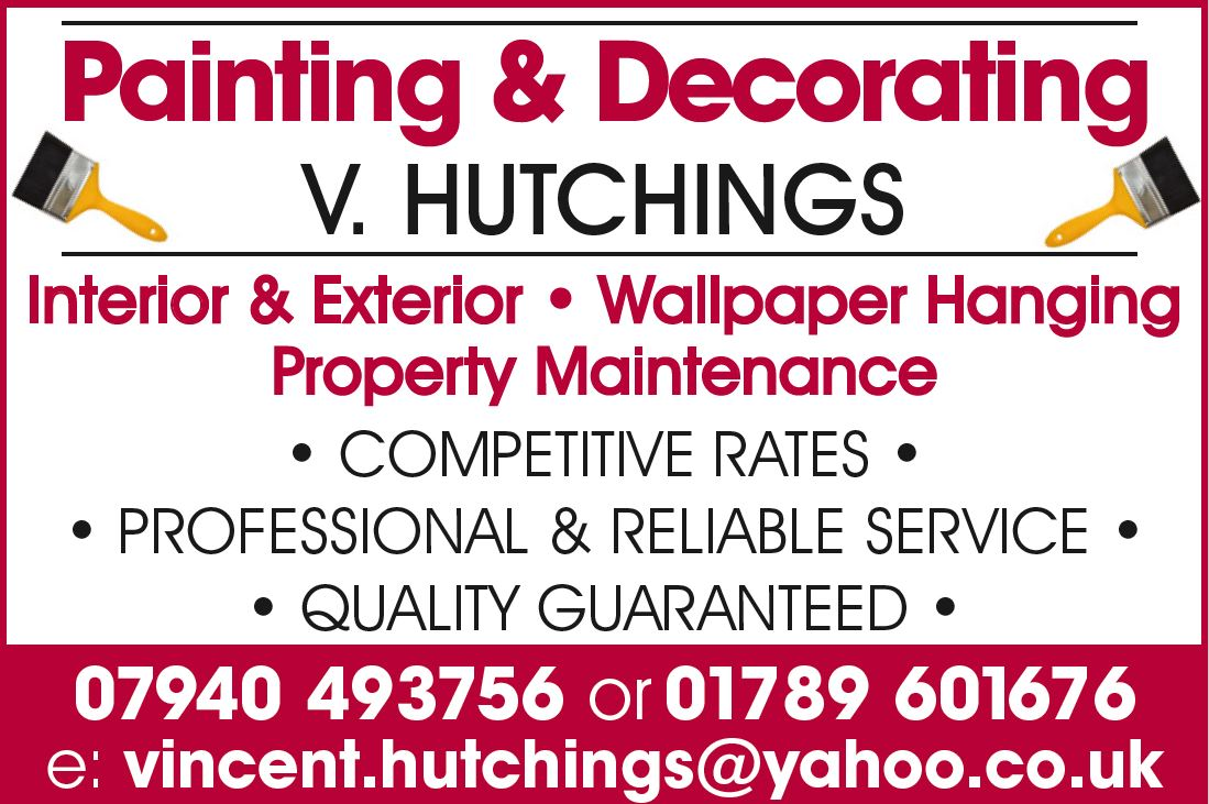 vincent hutchings decorator