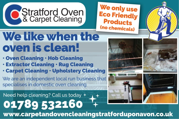 Stratford Oven & Carpet Cleaning