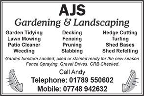 AJS Gardening & Landscaping