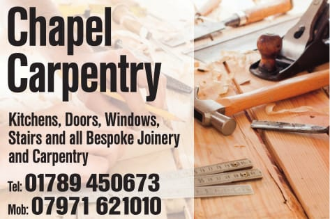 chapel carpentry